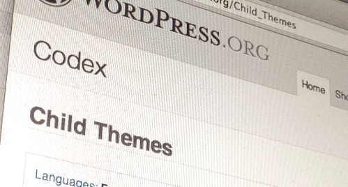 child theme css