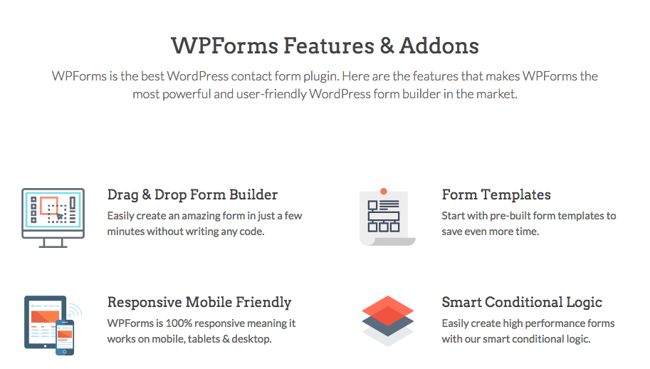 wordpress wpforms plugin