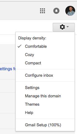 G suite inbox zero