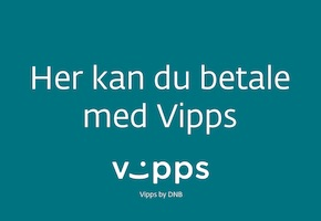 OsloNAP accepts Vipps payments